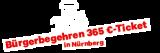 Bürgerbegehren 365€-Ticket